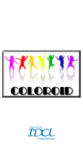 Coloroid: Kids Learning Colors