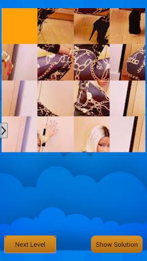 Nicki Minaj Puzzles