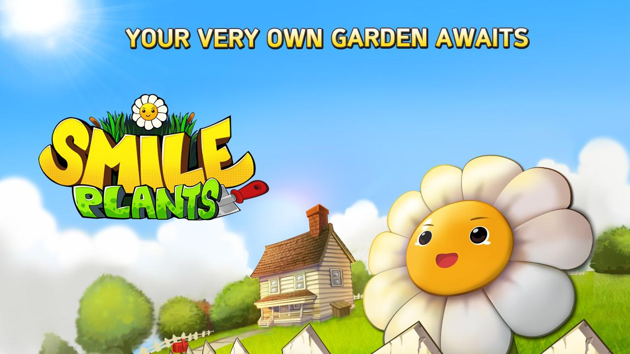 Smile Plants - screenshot
