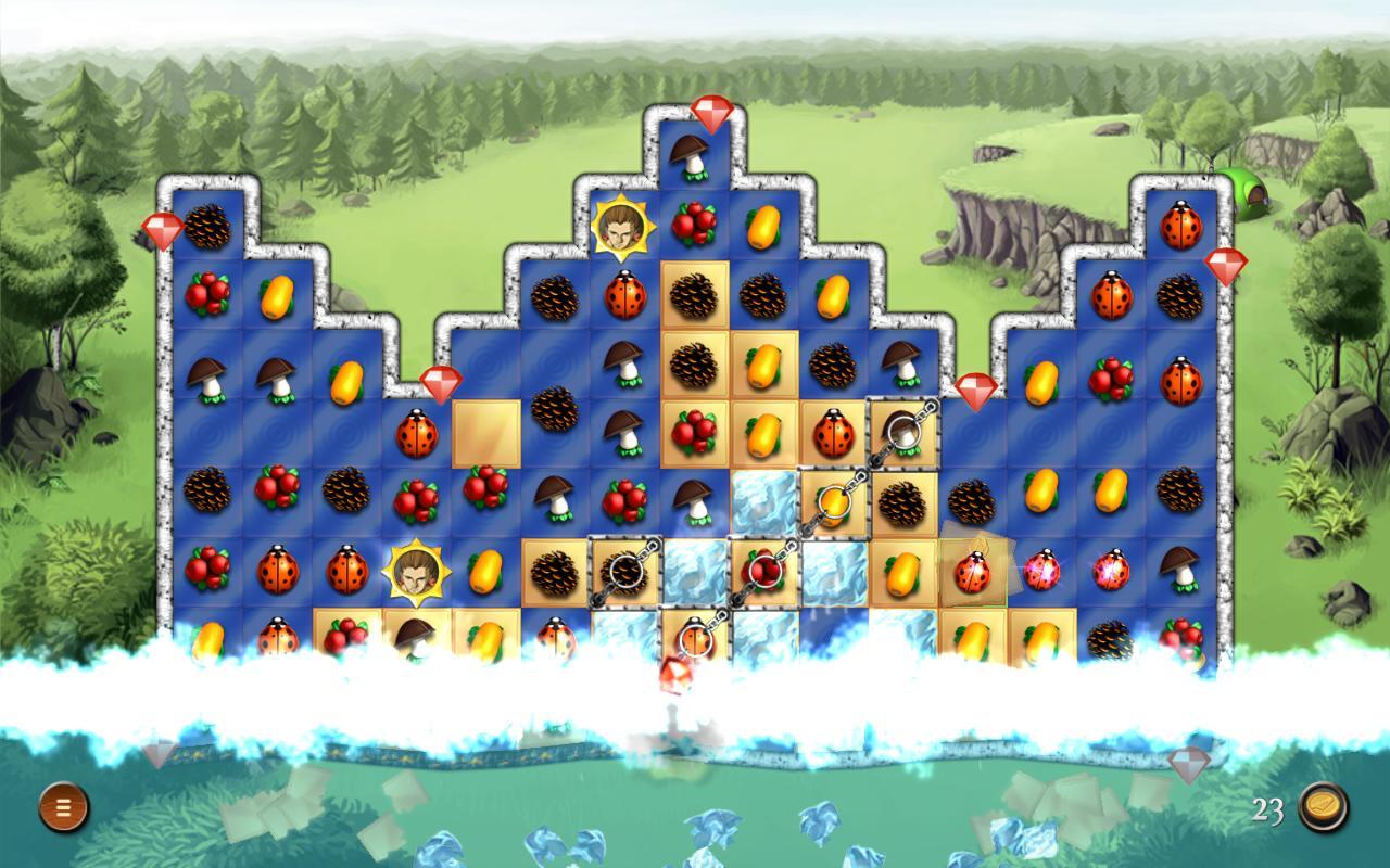 Heroes of Kalevala screenshot #4