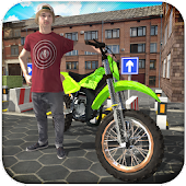 Stunt Bike Racing 3D Android APK Download Free By Rooster Games