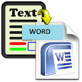 txt to word DLDB
