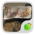 Handwrite GO Keyboard Theme icon
