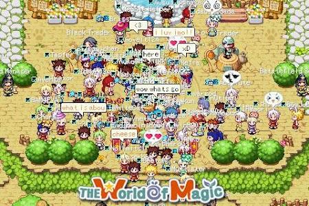 The World of Magic v2.1.5