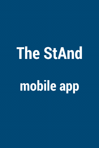 The StAnd Mobile App