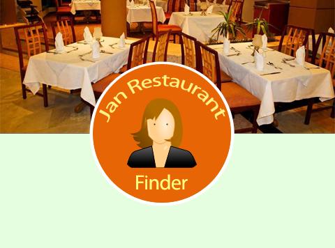 Jan Restaurant Finder