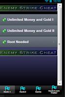 Screenshot of Enemy Strike Cheat