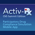 Active-Rx CNS Summit Edition logo