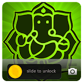 God Ganesha Go Locker