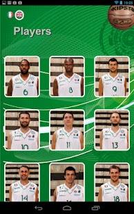 MensSana Basket 2012-2013- screenshot thumbnail