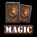 MagicBook: Hearthstone icon