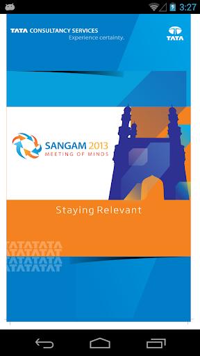 TCS Sangam 2013