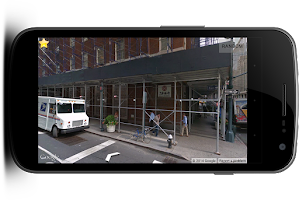 Screenshot of Street Panorama