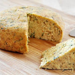 Vegan Almond Dill Cheese