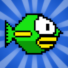 Up Down Fish - Chromecast Game icon
