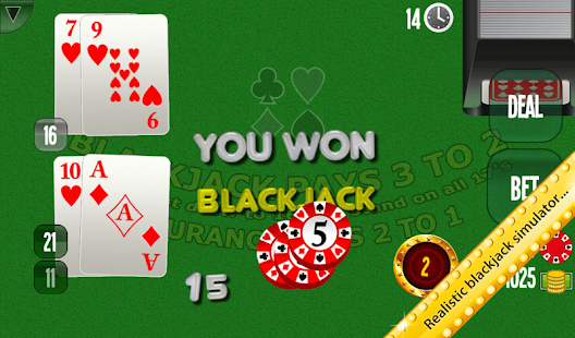 Ultimate BlackJack Reloaded