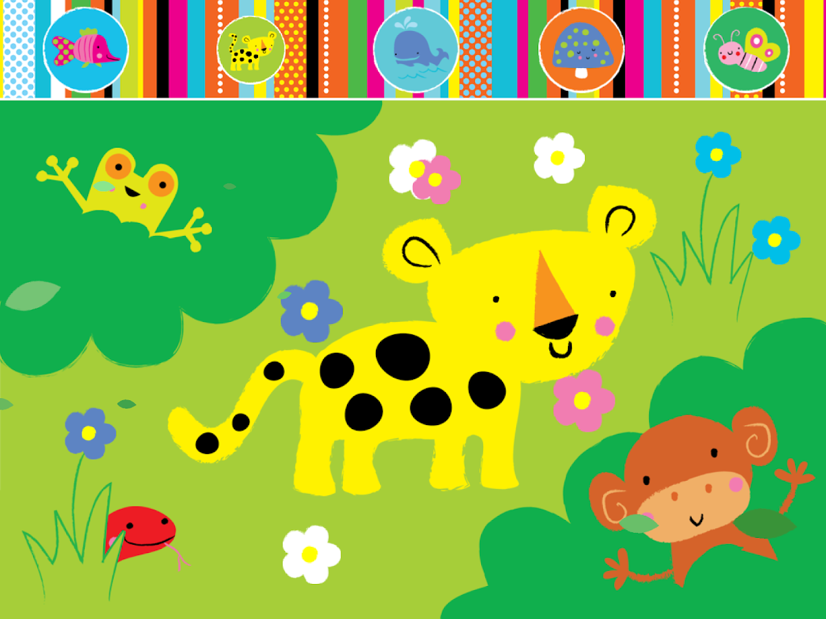 Very First Play App - Animals- screenshot