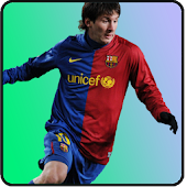 Lionel Messi HDs widgets