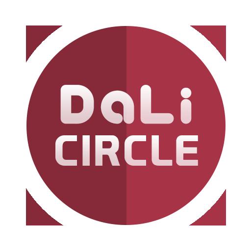 個人化App|DaLi Circle TSF Shell Theme LOGO-3C達人阿輝的APP
