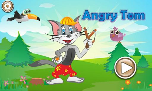 Angry Tom