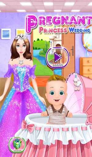 妊娠出産王女のゲーム