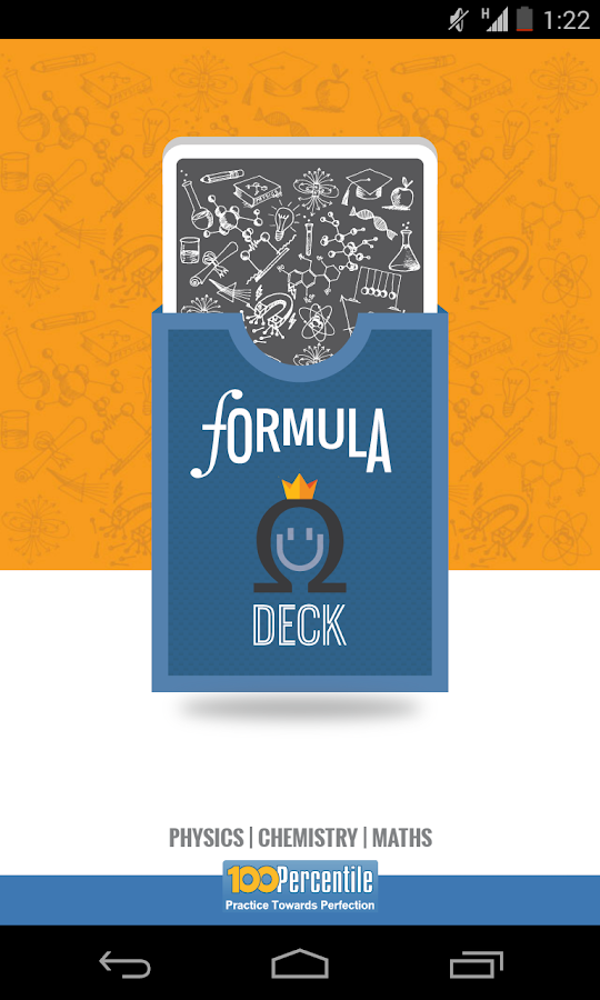 Formula Deck- screenshot