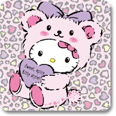 HELLO KITTY Theme121
