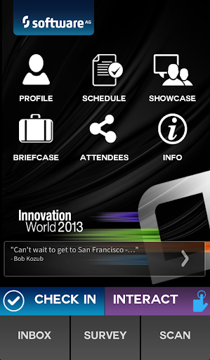 Innovation World 2013
