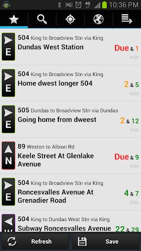 Transit Now Toronto for TTC +