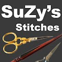 SuZy's Stitches logo