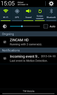 ZINCAM HD- screenshot thumbnail