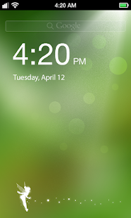 Elven Lock Screen