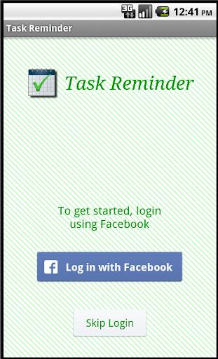 Task Reminder:Planner System