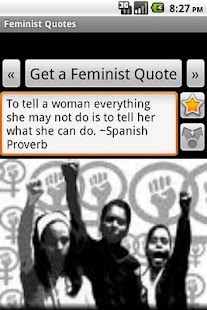 Feminist Quotes - screenshot thumbnail
