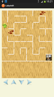 Ahagame - labyrinth, billiard- screenshot thumbnail