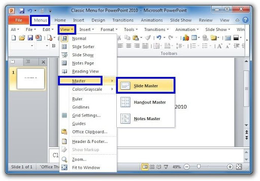 PowerPoint 2007 Reference