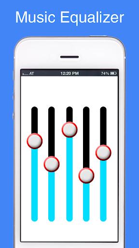 音樂均衡器 低音助推器