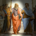 Wisdom of Plato logo