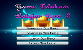Screenshot of Belajar Mengaji Iqro
