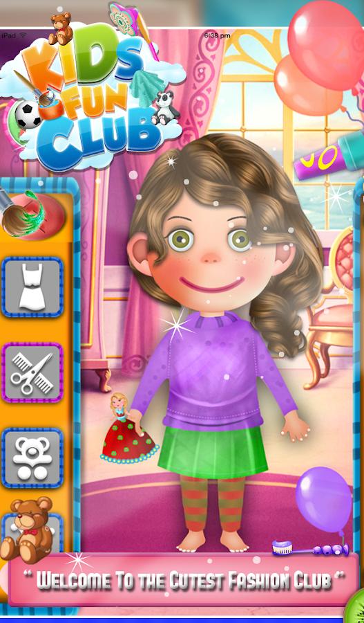 Kids Fun Club - screenshot