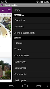 Zoopla - Property Search UK- screenshot thumbnail