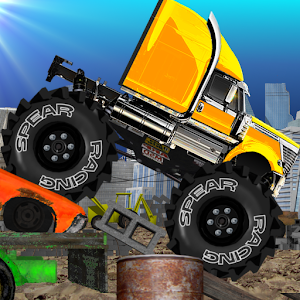 Monster Truck Junkyard 2 for PC and MAC