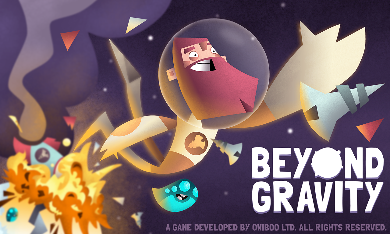 Beyond Gravity- screenshot