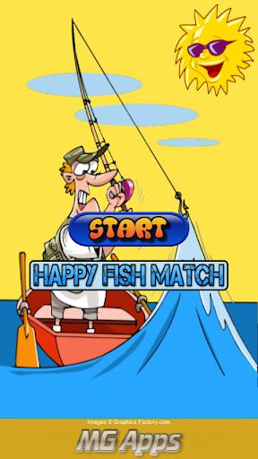 Happy Fish Match