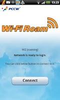 Screenshot of Wi-Fi Roam