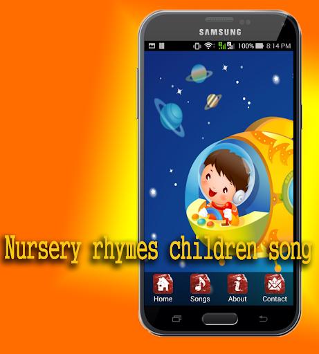 Nursery rhymes children song
