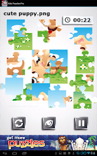 Free Kids Puzzles - Fun & Easy - screenshot thumbnail