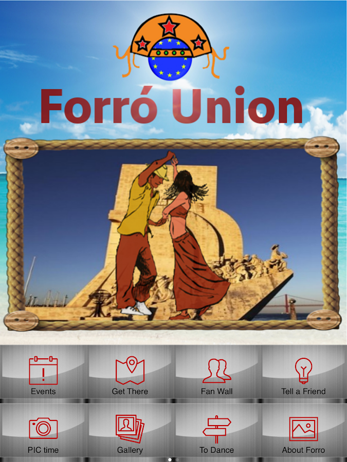 Forró Union - Forró Music, Classes and Events- screenshot