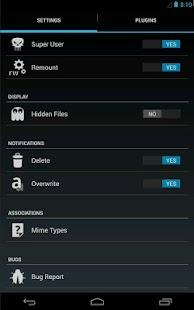 Duo: Holo File Manager Pro - screenshot thumbnail