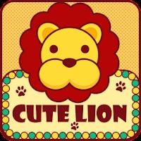 Cute Lion GO LauncherEX Theme 1.0